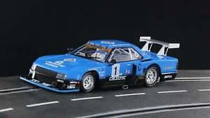 Racer Sideways Nissan Skyline Calsonic Blue Group 5 SWFC01 FC01 1/32 Slot Car