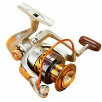 EF500-EF9000 Spinning Fishing Reel 12 BB Metal Spool Folding Arm Left Right Hand