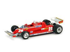 Ferrari 126CK Turbo - GP Italia (1981) Didier Pironi #28 1:43 2005 R391 BRUMM
