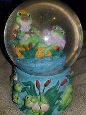 Frog Music Globe