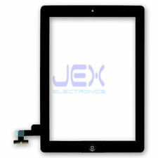 Replacement Black Glass Digitizer Touch Screen Full Front Assembly for iPad 2
