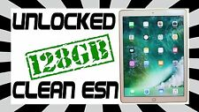 Apple iPad Pro 128GB✓ Wi-Fi✓ Cellular Unlocked✓ CLEAN ESN✓ 12.9in✓ A1652✓ AS IS