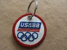 USA 1988 Olympics    Keychain