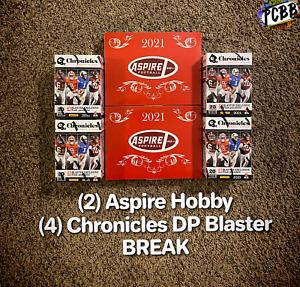 JACKSONVILLE JAGUARS - 2021 Sage Aspire Hobby Chronicles Draft Blaster Box Break