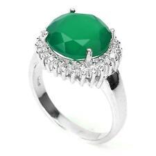 Ring Aventurine . Silver 925