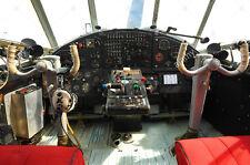 ANTONOV AN-2 AIRCRAFT PILOTS CONTROL YOKE WHEEL COLUMN SOVIET RUSSIAN STICK GRIP