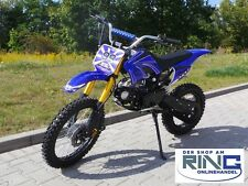 Dirt Bike 125 ccm 17/14 Räder Cross Vollcross Pocketbike Pit Enduro 125cc pocket