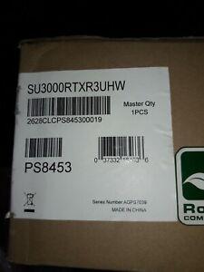 TRIPP LITE SU3000RTXR3UHW SMART ONLINE UPS 3000VA 120V RM