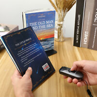 Wireless Barcode Scanner Bluetooth CCD Scanning Reader for iOS iPad Android 3in1
