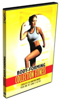 DVD Body-Forming Collection Fitness NEUF