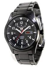 Montres Seiko 5 Sports Men Automatic 100m Watch SNZG17K1