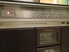 Grundig Radio Recorder RR 720 Vintage funktionsfähig