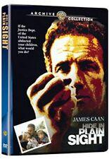 HIDE IN PLAIN SIGHT  (1980 James Caan)  -  Region Free DVD - Sealed