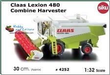 SiKu 4252. 1:32 Scale. Combine Harvester Claas Lexion 480. Die Cast