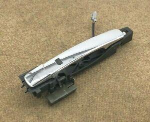 2003-2008 INFINITI FX35 FX45 RIGHT FRONT PASS. DOOR EXTERIOR HANDLE CHROME OEM 1