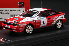 Toyota Celica GT-Four 1992 1000 Swedish Rally *Mats Jonsson* - HPI #8146 1/43