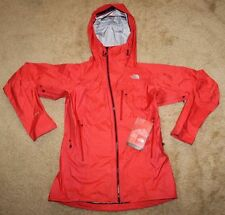 $380 NEW North Face Womens Hyalite Jacket C062 Rambutan Pink HyVent 3L Alpha