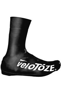 VeloToze Tall Shoe Cover Road Waterproof Booties ALL COLORS