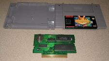 EARTHBOUND EARTH BOUND SUPER NINTENDO SNES EXMT GAME CARTRIDGE AUTHENTIC
