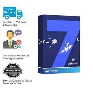 Wondershare PDFelement Pro 7.6.1.3037