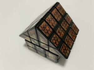 Calvin's Fisher Cube Oliver's Sticker 4x4x4 Cube house from Japan Free Shipping