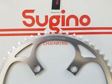 Sugino Japan 54Tx110BCD NEW / NOS Road Chainring- Vintage- 5/6/7/8/9-Spd- W-Cut