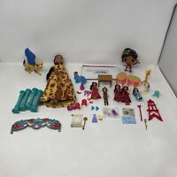 Elena Of Avalor Doll, Figures, Accessories - Playsets - Mixed Lot - Lot Of 47