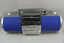 JVC RD-MD5 RARE Boombox Ghetto Blaster Mini Disc Recorder CD Player