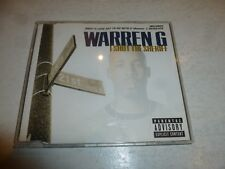 WARREN G - I Shot The Sheriff - Deleted 1997 UK 4-track CD single