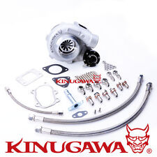 "Kinugawa GTX Ball Bearing 3"" Turbocharger GTX2863R fit NISSAN S14 S15 T25 AR64"