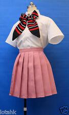 Ao No Exorcist Shiemi Moriyama Uniform Cosplay Costume Custom Made   Lotahk