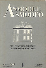 ASMODEE - ASMODEO,  Ponte alle Grazie, Firenze, 1989
