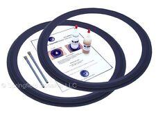 "2 piece JBL 2241 18"" Speaker Cloth Repair Kit 2241H, 2241G, 2241HPL - 2SC2241"