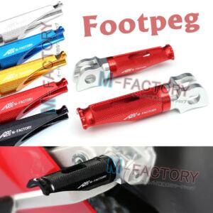 Honda Front Rider Footpegs for CB1000 CB1000R 2008 2009 2010 2011 2012 2013 17