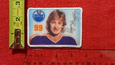 Edmonton Oilers Wayne Gretzky Embroidered Patch NHL