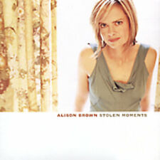 Stolen Moments - Brown,Alison (2005, CD NEUF)
