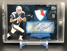 2014 Bowman Sterling Rookie Patch Auto Jimmy Garoppolo /15