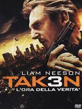 Dvd TAKEN 3 - (2014) Liam Neeson ......NUOVO