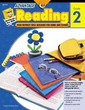 Advantage Workbook: Advantage Reading Grade 2 Vol. 8113 by Beth Sycamore (2004,…
