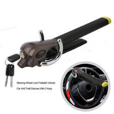 Steering Wheel Lock Heavy Duty Universal Car Anti Theft Security System Device