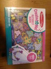 Melissa And Doug Created By Me Butterfly Beads