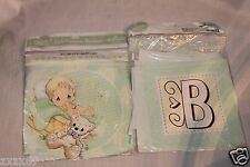 NEW PRECIOUS MOMENTS BABY GREEN BLESSINGS  BANNER  PARTY SUPPLIES
