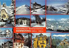 B69491 Austria Semmering multiviews