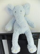"""8"""" JELLYCAT JELLY KITTEN CAT BLUE BABY BOY ELEPHANT SOFT RATTLE TOY TEDDY BEAR"""