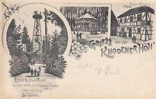 Lithographien aus Hessen mit dem Thema Turm & Wasserturm