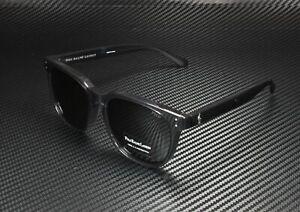 RALPH LAUREN POLO PH4150 532087 Transparent Grey Dk Grey 54 mm Men's Sunglasses