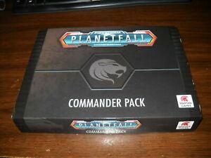 Spartan Games Firestorm Planetfall Commander Pack BNIB