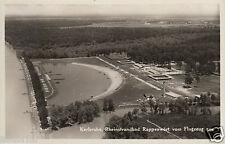 KARLSRUHE * RAPPENWÖRT * RAPPENWÖRTH * Rheinstrandbad * orig. Ansichtskarte * AK