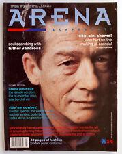 ARENA Magazine #14 spring 1989 JOHN HURT Luther Vandross