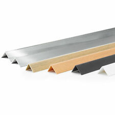1-2m Winkel Leisten PVC Kunststoffwinkelprofil Winkelprofil Kunststoff-Profil